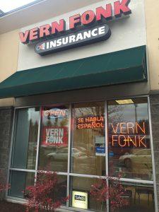 Vern Fonk Insurance Olympia
