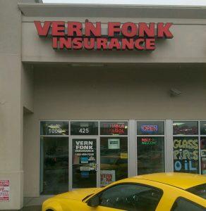 Vern Fonk Insurance Mount Vernon, WA