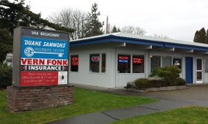 Vern Fonk insurance Bellingham